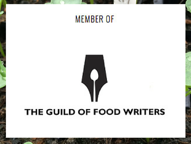 guild food writers badge